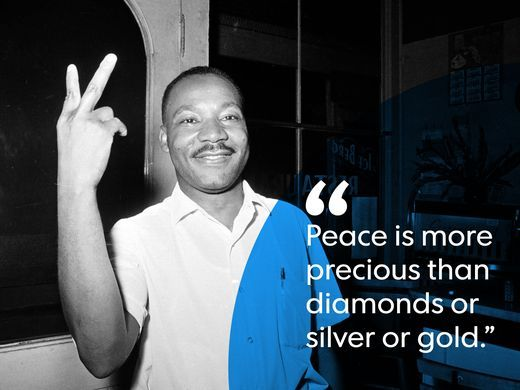 MLK Day Quote pics